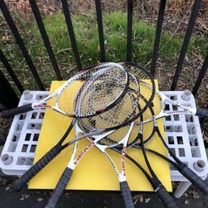 Adult Recreational Tennis Racket ($7 each ) for Sale in Sacramento, CA
