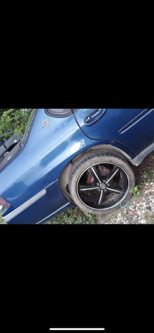 2003 blue Chevy impala for Sale in San Marcos, TX