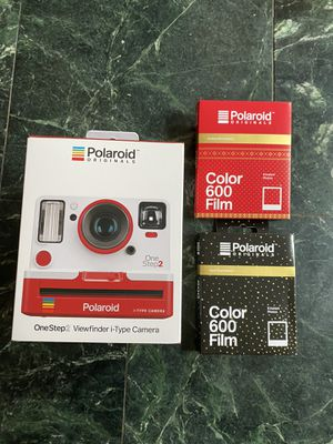 Polaroid OneStep2 Camera with film! for Sale in Alhambra, CA