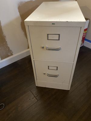 Metal filing cabinet for Sale in Tampa, FL