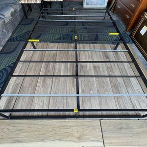 Queen Metal Bed Frame for Sale in Winter Garden, FL