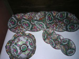 Rose madallian China 1940's-1960's for Sale in Pine Bluff, AR