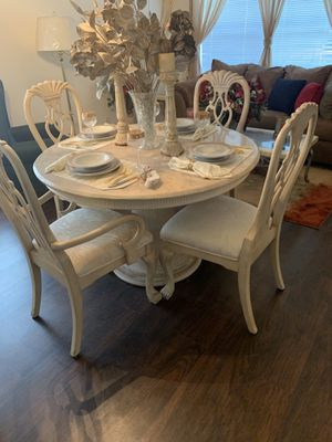 Dining room table , End table and coffee table for Sale in Houston, TX