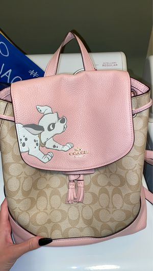 Limited Edition Coach backpack for Sale in Plainfield, IL