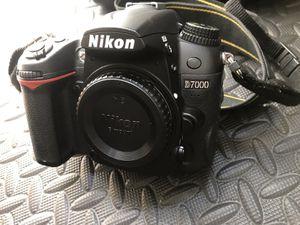 Nikon D7000 + Nikkor Lenses + Tamrac Camera Bag + SD Memory Cards for Sale for sale  Staten Island, NY