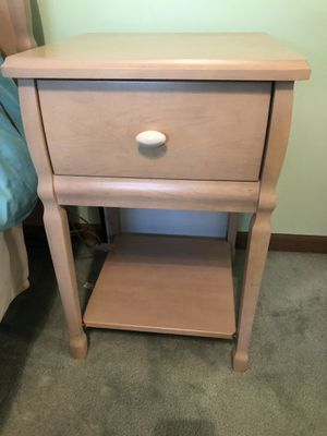 Lil' Deb n Heir Bedroom Set Used Like New for Sale in Plainfield, IL