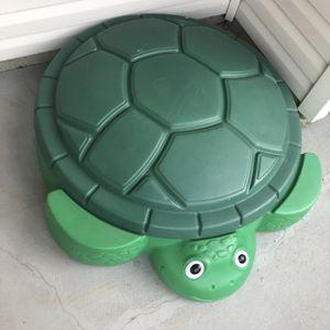 Turtle Sand Box for Sale in Alexandria, VA