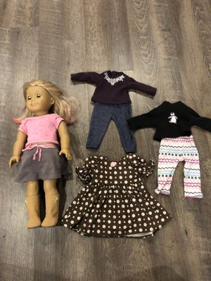 American Girl Doll Truly Me for Sale in Lutherville-Timonium, MD