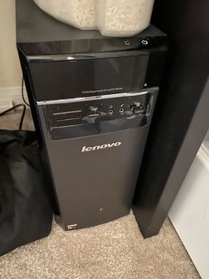 Lenovo computer with display and keyboard for Sale in San Marcos, CA