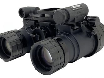 RNVG - White Phosphor / YH Grade / Dual Tube Night Vision Goggle for Sale in Dacula,  GA