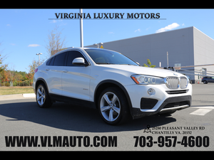 2016 BMW X4 for Sale in Chantilly, VA