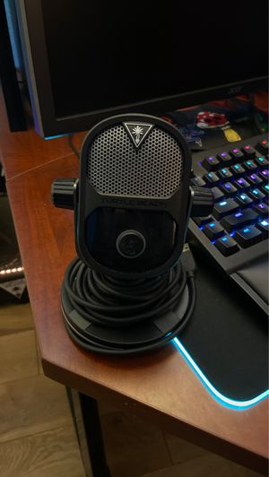 Turtle beach microphone for Sale in Woodinville, WA