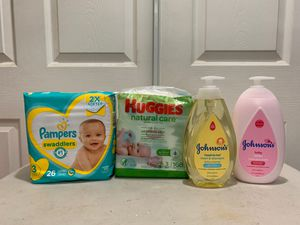 Baby care bundle for Sale in Moreno Valley, CA