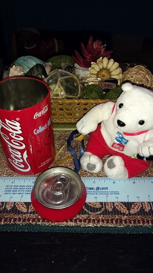 Coca-Cola collectible toys figurines memorabilia for Sale in Dayton, OH