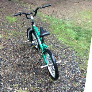 Next boy bike/ free bike helmet for Sale in Portland, OR