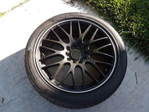 Black rim for Sale in Silverado, CA