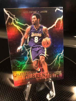 **2000 Upper Deck Kobe Bryant Hologram Card**Lakers Jersey 8 Collectible**RARE Chrome Refractor** PSA Beckett Graded 9 or 10 NM-MT ?**$59 OBO for Sale in Carlsbad, CA