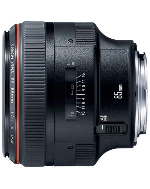 Canon EF 85mm f1.2L II USM Lens for Canon DSLR Cameras for Sale in Revere, MA