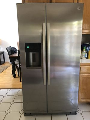 Kenmore 51783 21 cubic ft refrigerator/freezer for Sale in San Jose, CA