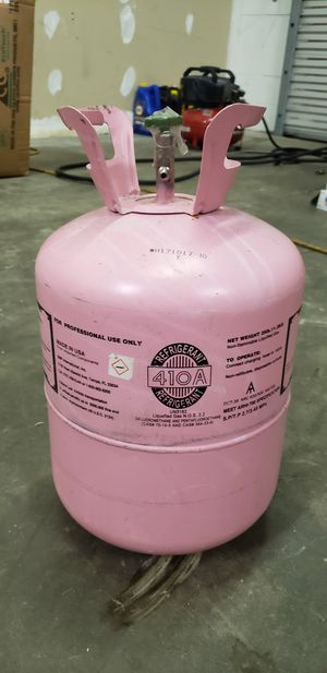 R-410 hvac freon for Sale in Tarpon Springs, FL