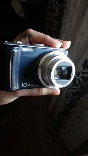 Lumix camera 10x optical zoom for Sale in Rancho Cordova, CA