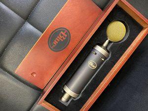 Blue Baby Bottle Condenser Microphone for Sale in Garland, TX