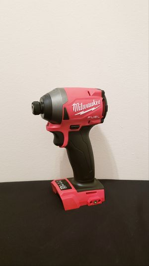 Brand New Impact Drill Milwaukee Fuel ONLY TOOL NO CHARGER OR BATTERIES FIRM PRICE for Sale in Woodbridge, VA
