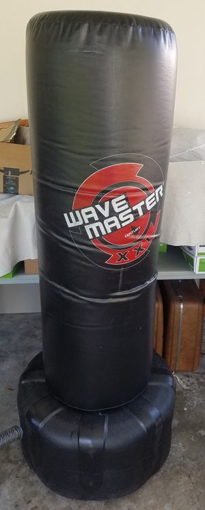 Boxing punching bag for Sale in Miami, FL