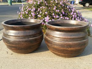 Planters/Pots for Sale in Sanger, CA