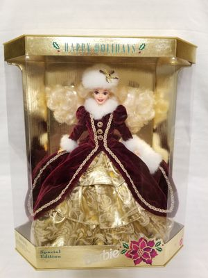 1996 Holiday Barbie for Sale in North East, MD