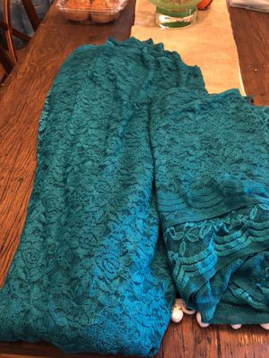 5 yards or more lace fabric for Sale in Ontario, CA