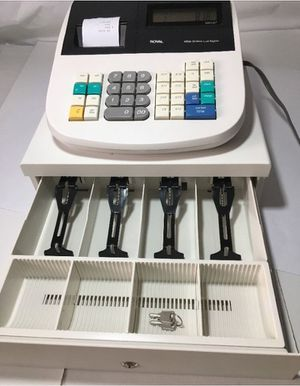 royal electronic cash register 435dx for Sale in Kilgore, TX