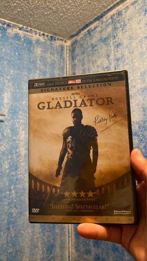 Gladiator Movie (Signature Selection) for Sale in Chula Vista, CA