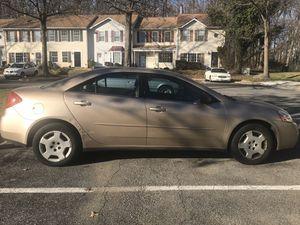 2007 Pontiac G6 for Sale in Upper Marlboro, MD
