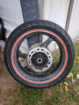 Rear wheel/rim for 03-04 Honda CBR600rr for Sale in Wheaton, MD