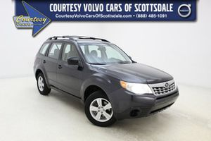 2012 Subaru Forester for Sale in Scottsdale, AZ