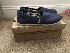 Navy Tom Flats for Sale in Alexandria, VA