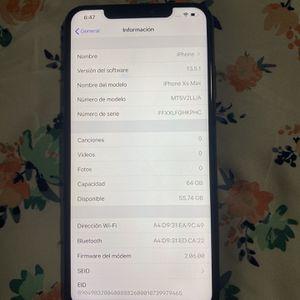 iphone xsmax 64gb for Sale in Corona, CA
