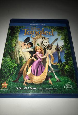 Disney's Tangled Blu-ray DVD for Sale in Corona, CA