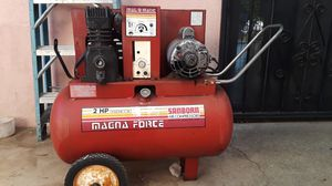 Sanborn air compressor for Sale in Ontario, CA