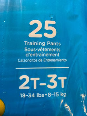 Huggies Pull-Ups, Boys Training Pants, 2T-3T, 25 Ct for Sale in Phoenix, AZ
