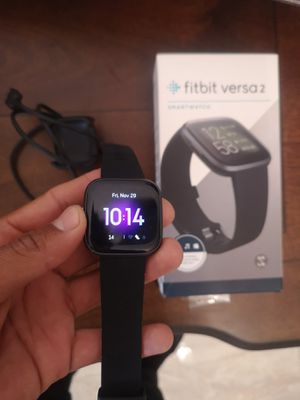 Fitbit Versa 2 Health & Fitness Smartwatch for Sale in Moreno Valley, CA