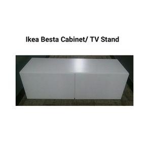Ikea Besta Cabinet/ TV Stand for Sale in Washington, DC