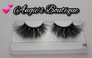 25mm Mink Eyelashes (Style #59) for Sale in Palmdale, CA