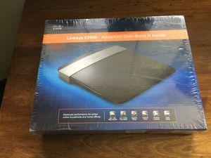 Linksys e2500 router for Sale in Portland, OR