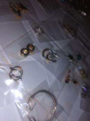 Earrings and stuff for Sale in Arlington, TX