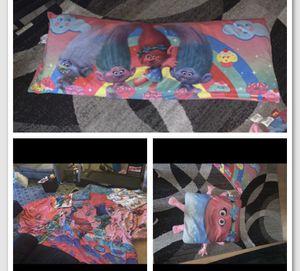 Trolls bedding set for Sale in Fremont, CA