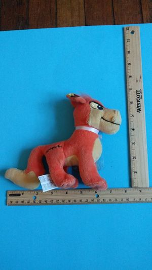 Neopets Orange Lupe Plushie for Sale in New London, CT