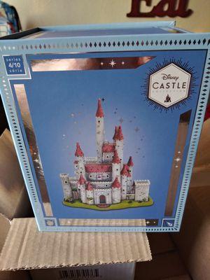 Snow white castle ornament for Sale in Turlock, CA