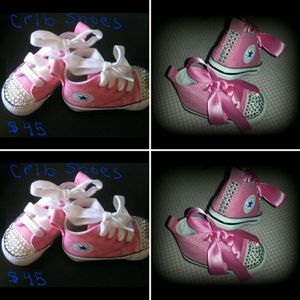 Crib baby shoes for Sale in Columbus, OH